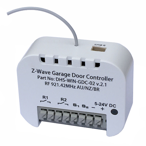 Z Wave Garage Door Opener U Control Electrical