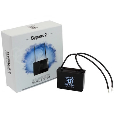 Fibaro Dimmer 2 Bypass U Control Electrical