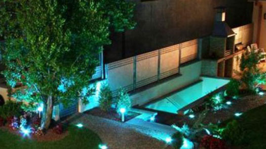 Pool And Garden Lighting U Control Electrical