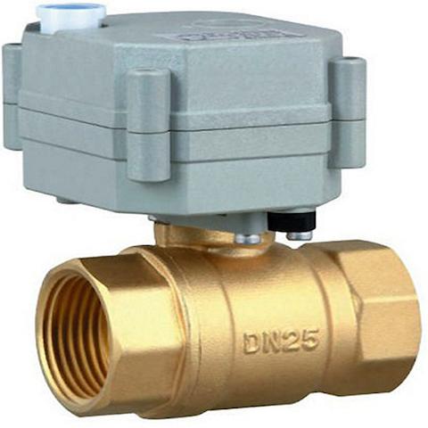 Z-Wave water valve